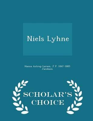 Niels Lyhne - Scholar's Choice Edition
