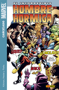El incorregible Hombre Hormiga 2