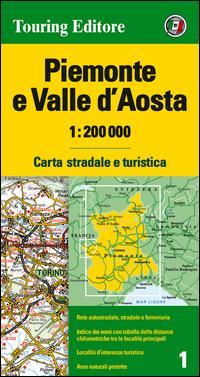Piemonte e Valle d'Aosta 1