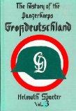 The History of the Panzerkorps Grossdeutschland