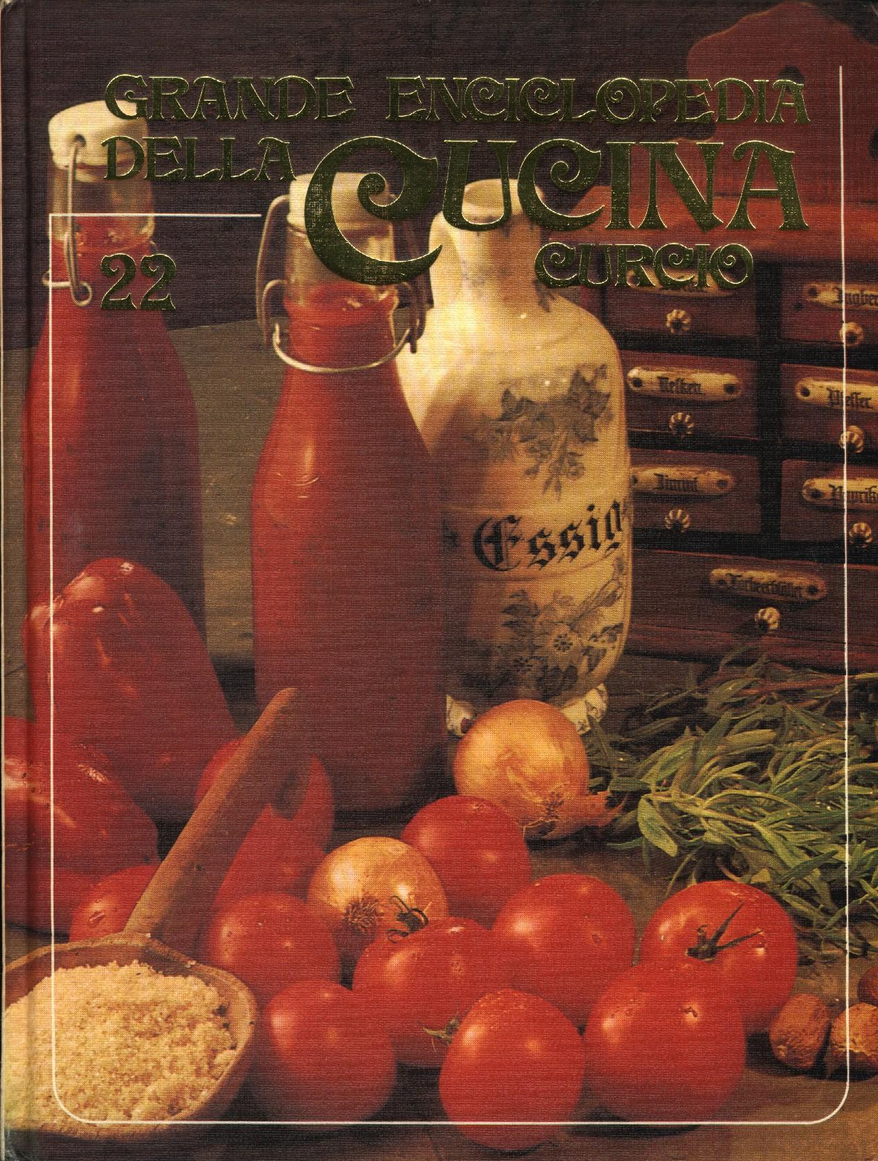 Grande Enciclopedia della Cucina Vol. 22 (tac-tor)