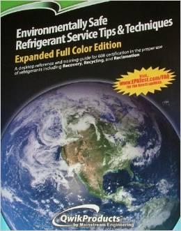 Environmentally Safe Refrigerant Service Tips & Techniques