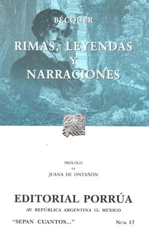 Rimas, Leyendas y Narraciones