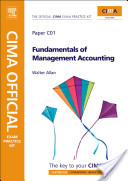 CIMA Official Exam Practice Kit Fundamentals of Management Accounting, Third Edition