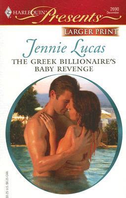 The Greek Billionaire's Baby Revenge