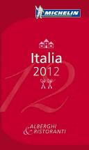 Michelin Guide 2012 Italia