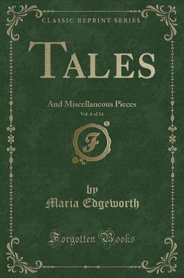 Tales, Vol. 6 of 14