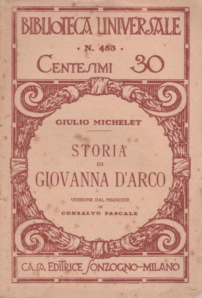Storia di Giovanna D'Arco