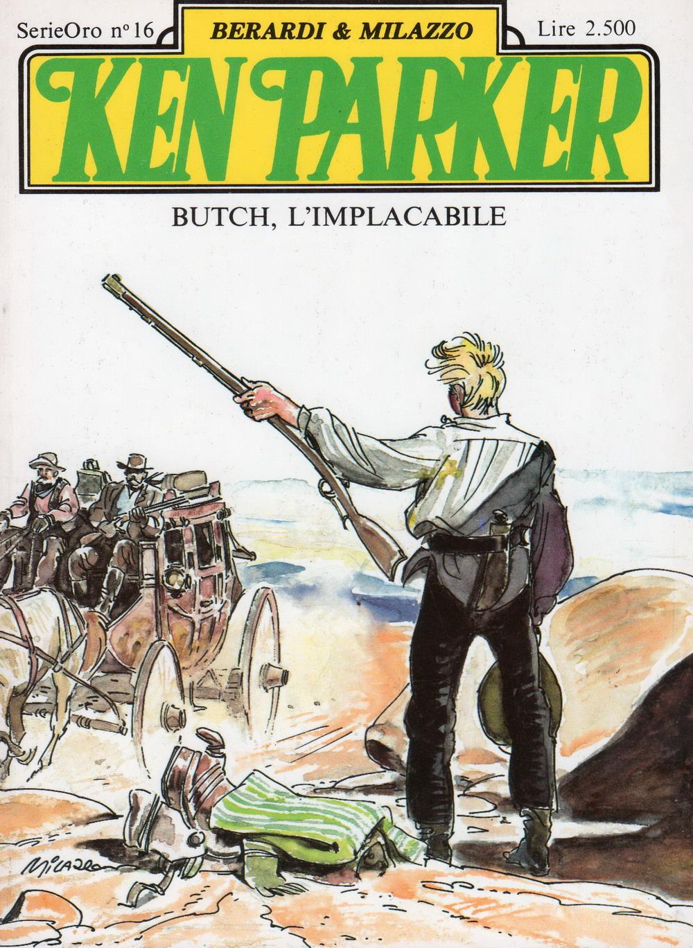 Ken Parker Serie Oro...
