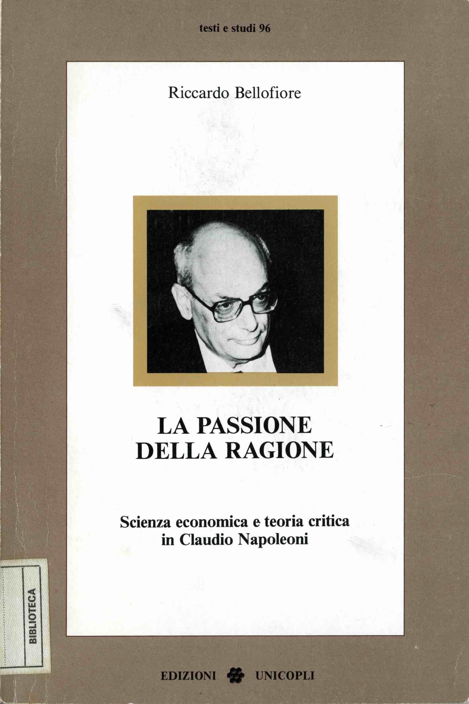 La passione della ragione