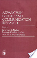 Advances in Gender and Communication Research