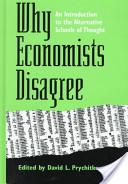 Why Economists Disagree