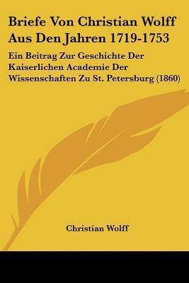 Briefe Von Christian...