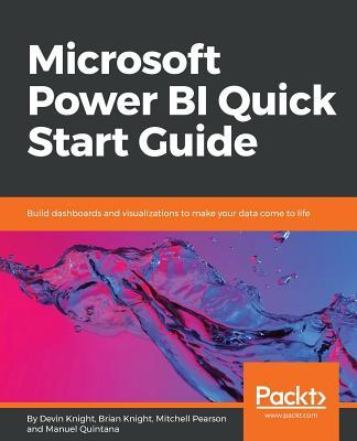 Microsoft Power BI Quick Start Guide