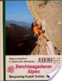 Berchtesgadener Alpen mit Hochkönig. Alpenvereinsführer