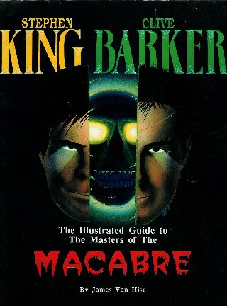 Stephen King and Clive Barker