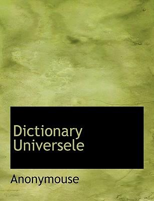 Dictionary Universel...