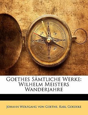 Goethes S Mtliche Werke