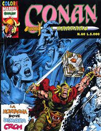 Conan il Barbaro Colore n. 60