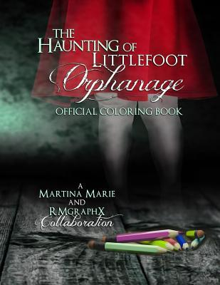 The Haunting of Littlefoot Orphanage Official Coloring Book