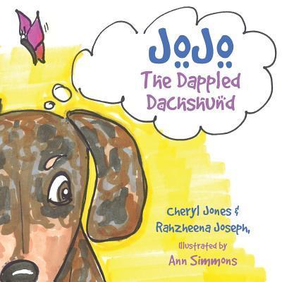 Jojo the Dappled Dachshund