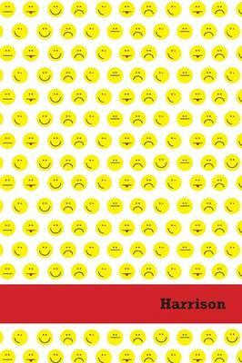 Etchbooks Harrison, Emoji, College Rule