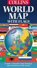 Collins World Map: with Flags