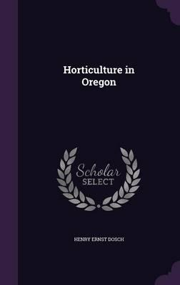 Horticulture in Oregon