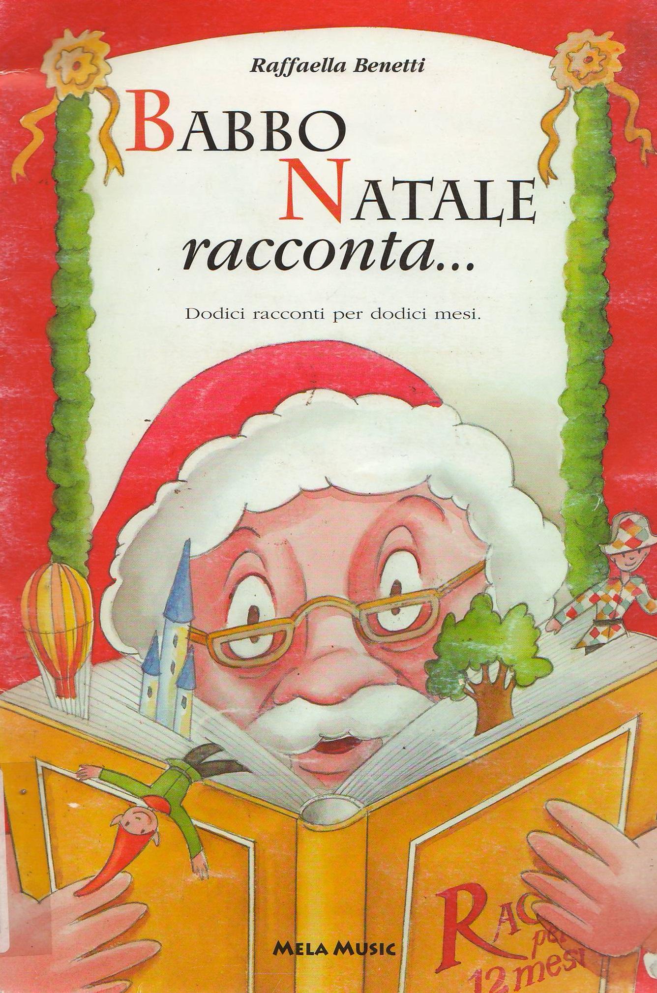 Babbo Natale raccont...