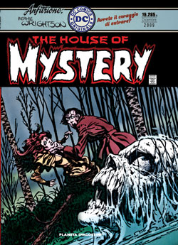 The House of Mystery...