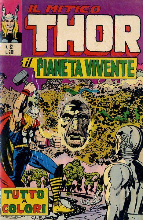 Il mitico Thor n. 32