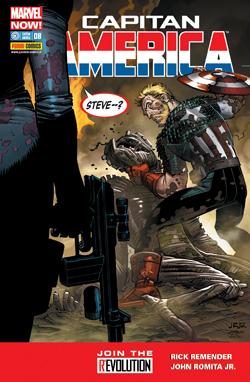 Capitan America #8 Marvel Now!