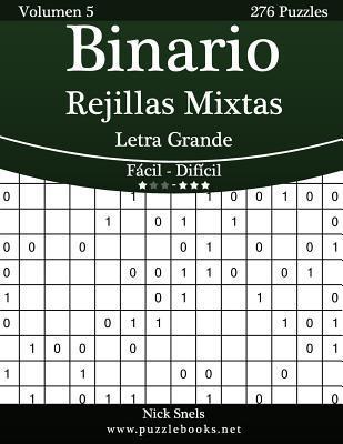 Binario Rejillas Mix...