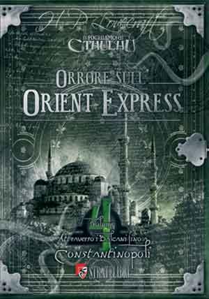 Orrore sull'Orient Express vol. 4
