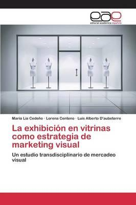 La exhibición en vitrinas como estrategia de marketing visual
