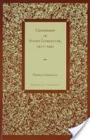 Censorship in Soviet literature, 1917-1991