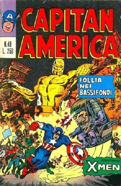 Capitan America n. 49
