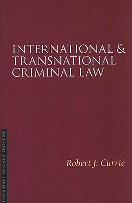 International & Transnational Criminal Law