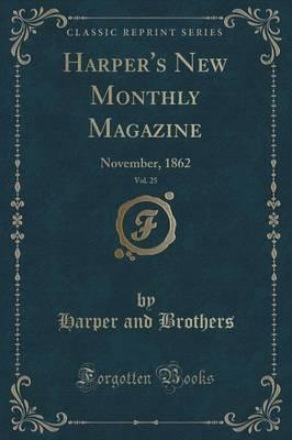 Harper's New Monthly...
