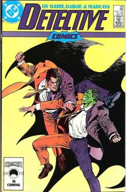 Detective Comics #58...