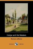 Hodge and His Masters (Dodo Press)
