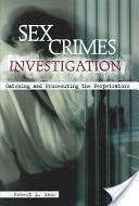 Sex Crimes Investigation