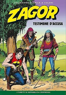 Zagor collezione storica a colori n. 141