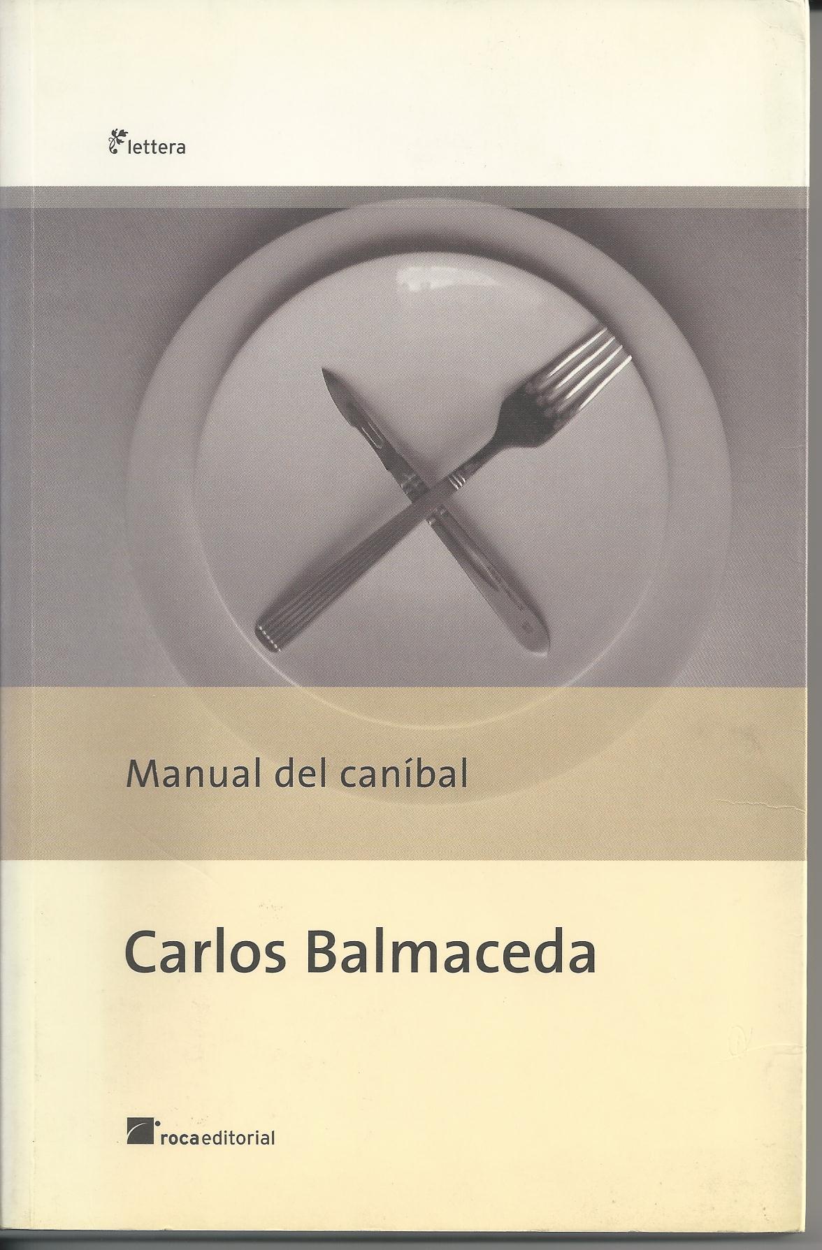 Manual del caníbal