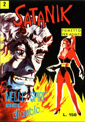 Satanik n. 2