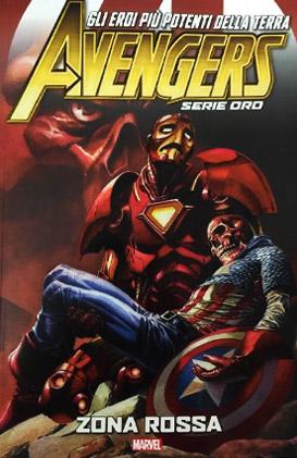 Avengers - Serie Oro vol. 16