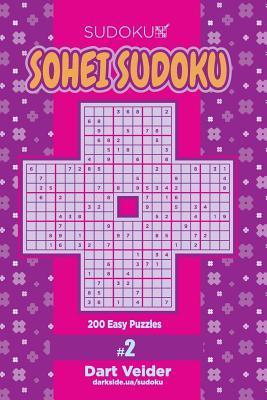 Sohei Sudoku - 200 Easy Puzzles