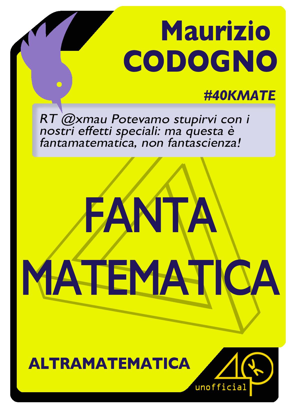 Fantamatematica