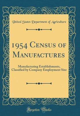 1954 Census of Manufactures
