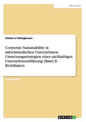 Corporate Sustainability in mittelständischen Unternehmen